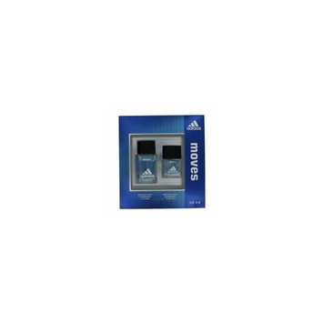 Adidas Moves by Coty After Shave Balm 1.7 oz for Men