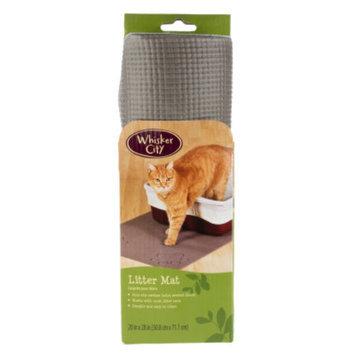 Grreat Choice Whisker CityA Paw Litter Mat