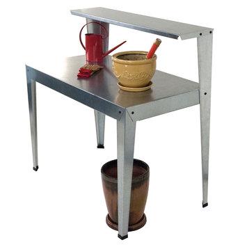 Poly-tex Inc. Poly-Tex Galvanized Steel Potting Bench, Model# HG2000