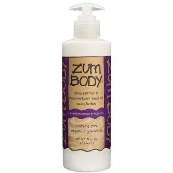 Indigo Wild Zum Body Lotion, Frankincense and Myrrh, 8 Fluid Ounce