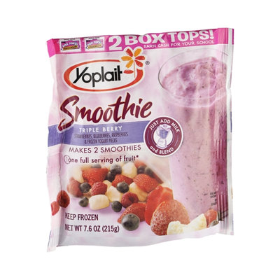 Yoplait Triple Berry Smoothie-  2 CT