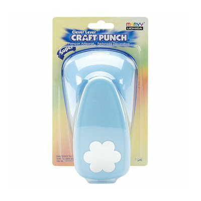 Notions Marketing Uchida Flower Super Jumbo Craft Punch