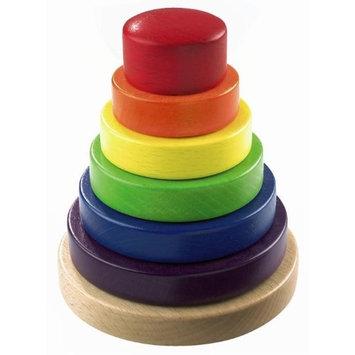 Haba Rainbow Tower (7 pcs) - 1 ct.