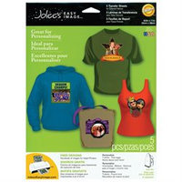 Jolees Jolee's Easy Image Transfer Sheet Dark 5/Pkg