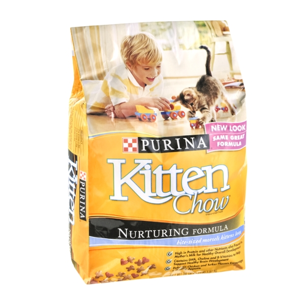 Purina Kitten Chow Kitten Food