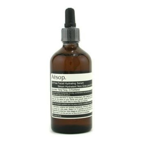 Oil Free Facial Hydrating Serum - Aesop - Night Care - 100ml/3.62oz