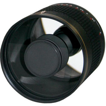 Samyang 500mm f/6.3 Mirror Lens (Black) (T Mount)