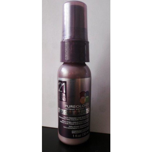 Pureology Colour Fanatic 21 Essentail Benefits Travel Trial Size 1oz
