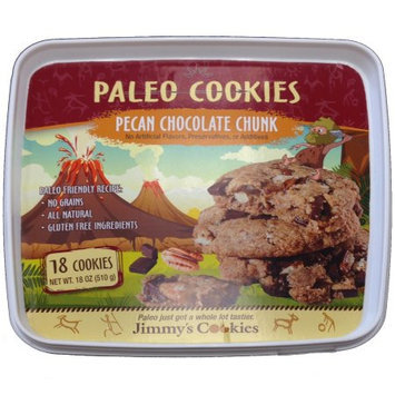 Jimmy's Cookies Pecan Chocolate Chunk Paleo Cookies