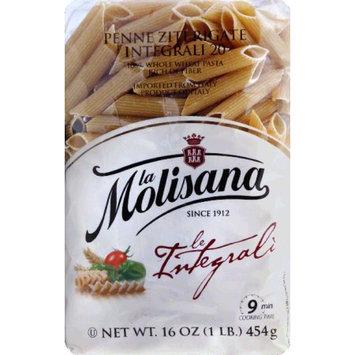 La Molisana Pasta WhlWhite Penne Ziti (Pack of 12)