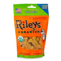 Riley's™ Organics 5 oz. Apple Recipe Large Bone Dog Treats