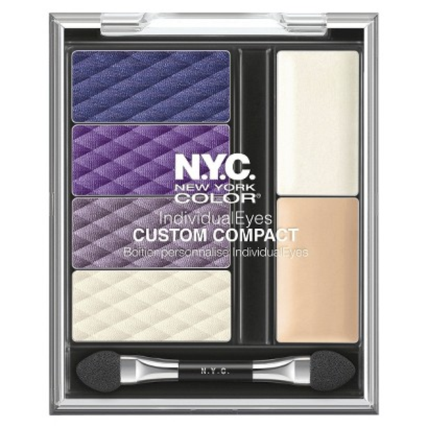 NYC Color Cosmetics NYC Individual Eyes Eyeshadow