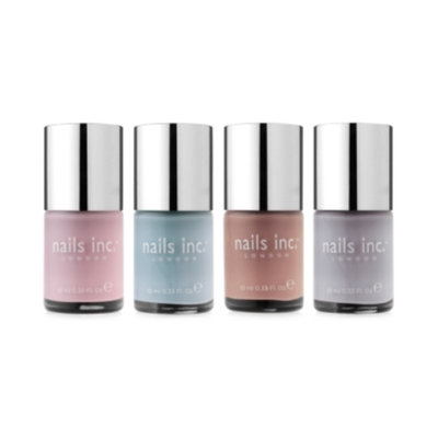 Nails.inc nails inc. In the Nude Collection