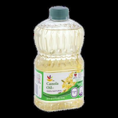 Ahold Canola Oil 100% Natural