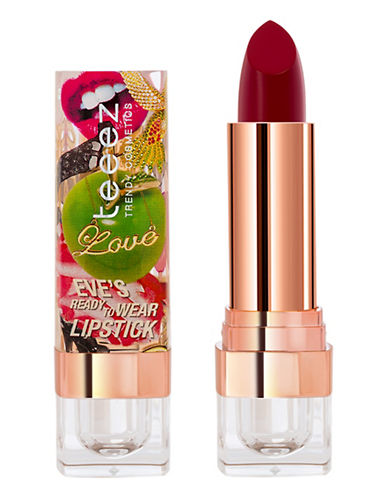 Teeez Cosmetics Eve's Ready To Wear Lipstick-ROMANTIC RED-One Size