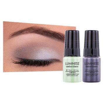Luminess Airbrush Eyeshadow Duo - Seashell