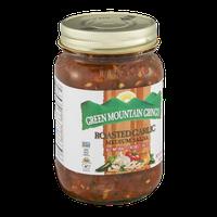 Green Mountain Gringo Roasted Garlic Medium  Salsa