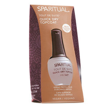 SpaRitual Tout de Suite Quick Dry Top Coat
