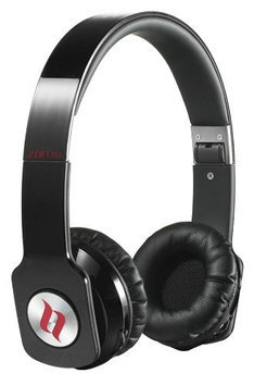 Noontec Zoro HD Fashion Hi-Fi Stereo Headphone - Black