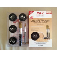 24.7 Minerals 24.7 Anti Aging Mineral Makeup Get Started Face Kit - Light - Brand New in Box