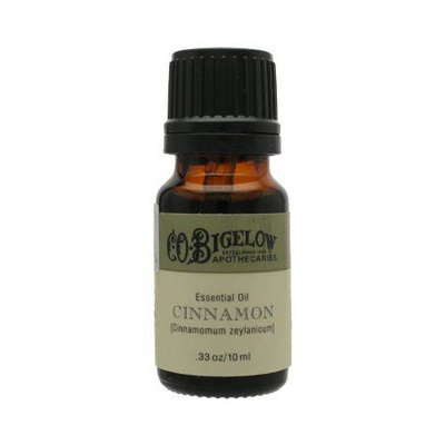 C.O. Bigelow Essential Oil - Cinnamon 10ml/0.33oz