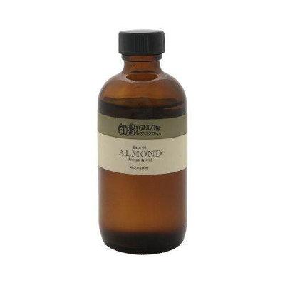 C.O. Bigelow Base Oil (Carrier Oil) - Almond 120ml/4oz