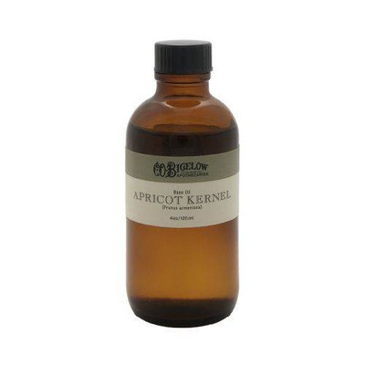 C.O. Bigelow Base Oil (Carrier Oil) - Apricot Kernel 120ml/4oz