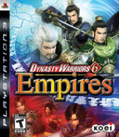 KOEI Dynasty Warriors 6: Empires