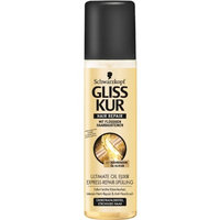 Gliss Kur Ultimate Oil Elixir Express Repair Conditioner Spray 6.76 fl oz