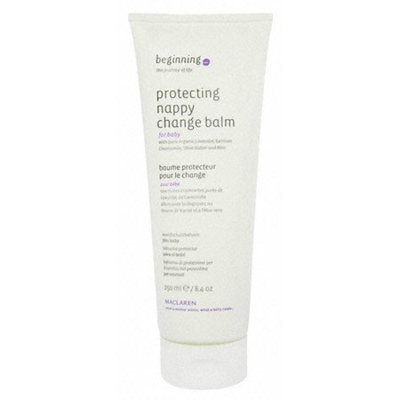 beginning by Maclaren Protecting Nappy Change Balm, 250ml / 8.4 fl oz
