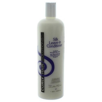 Curly Hair Solutions Silk Leave-in Conditioner - Large