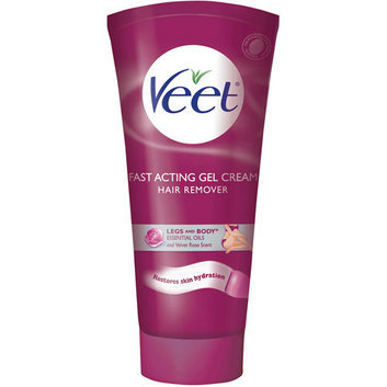 VEET Gel Cream Tube with Essential Oils