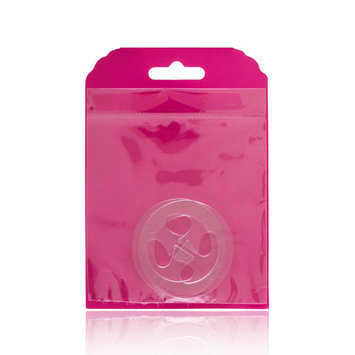 Hollywood Fashion Tape, Inc. Hollywood Hook-Up Clear Bra Converting Clip 2 Clips