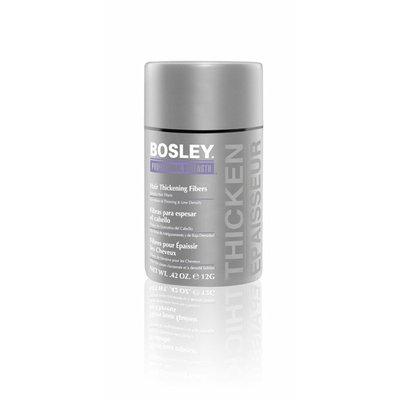Bosley Hair Thickening Fibers Blond