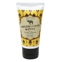Olivina Hand Creme, Sandalwood Amber, 2 fl oz