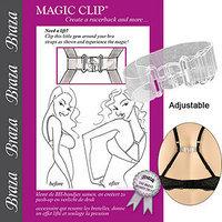 Braza Magic Clip-Convert any Bra to a Racer back