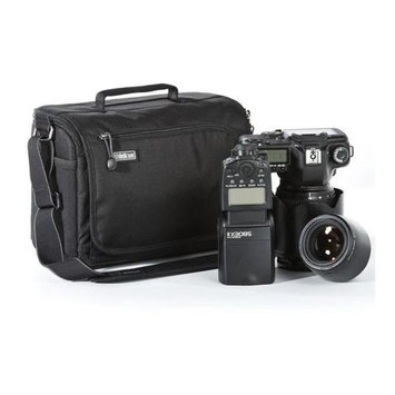 Think Tank Sub Urban Disguise 20 Shoulder Bag for Standard-Size DSLR with 3-4 Small Zoom or Prime Lenses