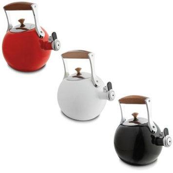 Nambe Meridian Tea Kettle, White (MT0888)