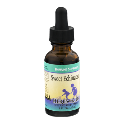 Herbs for Kids Immune Support Dietary Supplement Sweet Echinacea