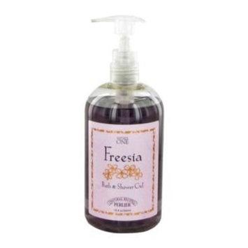 Perlier Nature's One Freesia by Perlier for Women. Bath & Shower Gel 16.8 / 500 Ml