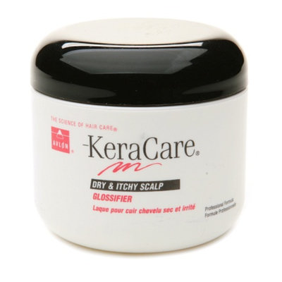 Avlon KeraCare Dry & Itchy Scalp Glossifier Style 3