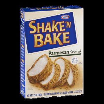 Kraft Shake 'N Bake Seasoned Coating Mix Parmesan Crusted