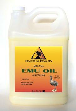 Australian Gold Emu Oil 1 Gallon Size