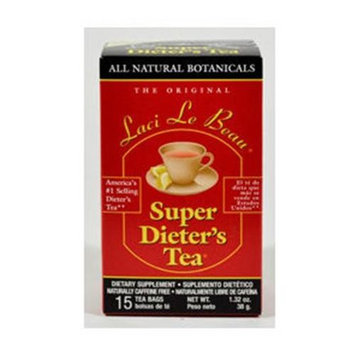 Laci Le Beau Laci Super Dieter'S Tea All Natural Botanicals -Pack of 6