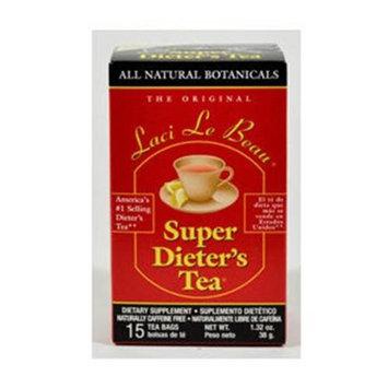 Laci Le Beau Laci Super Dieter'S Tea All Natural Botanicals -Pack of 6