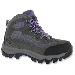 Hi-Tec Skamania Women's Mid-Top Waterproof Hiking Boots, Size: 8 MED, Grey