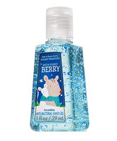 Bath & Body Works® PocketBac SNOW KISSED BERRY Anti-Bacterial Hand Gel