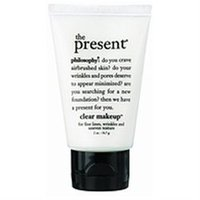 Philosophy The Present Clear Makeup, 2 Oz.