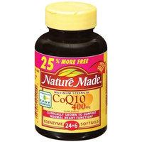 Nature Made CoQ10 400mg, 24 Softgels