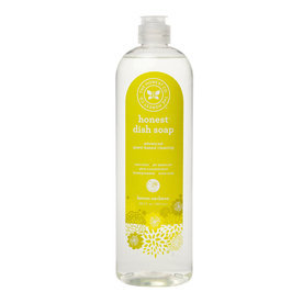 The Honest Company Lemon Verbena Dish Soap- 26.5-oz